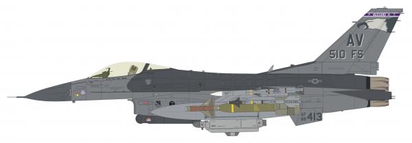 F-16CG 510 OAF