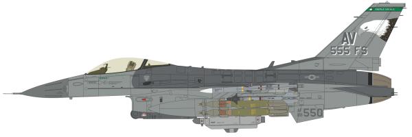 F-16CG 550 FLAGSHIP