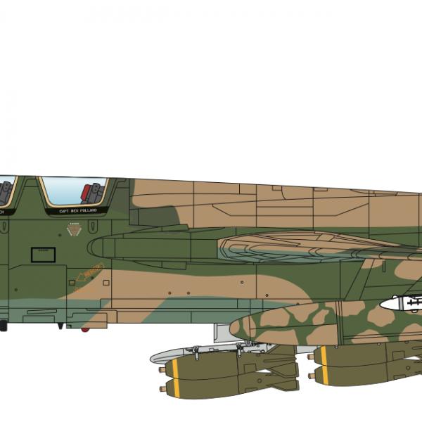 F-105F 13 Ryan Raider