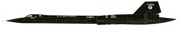 SR-71 9 Beale