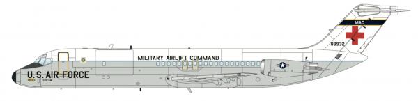 C-9A 73 MEDIVAC