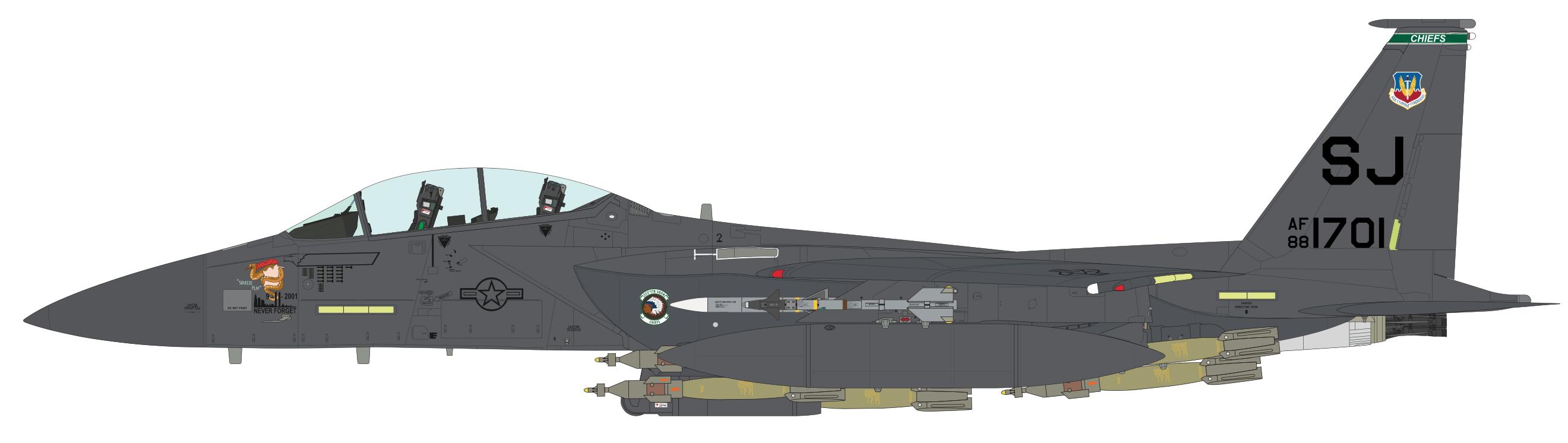 F-15E 335 ANACONDA
